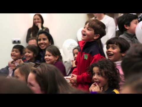 Vídeo 1º Aniversario Casa Ronald McDonald de Málaga