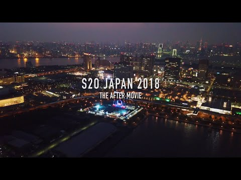 S2O JAPAN 2018 Digest Movie Release