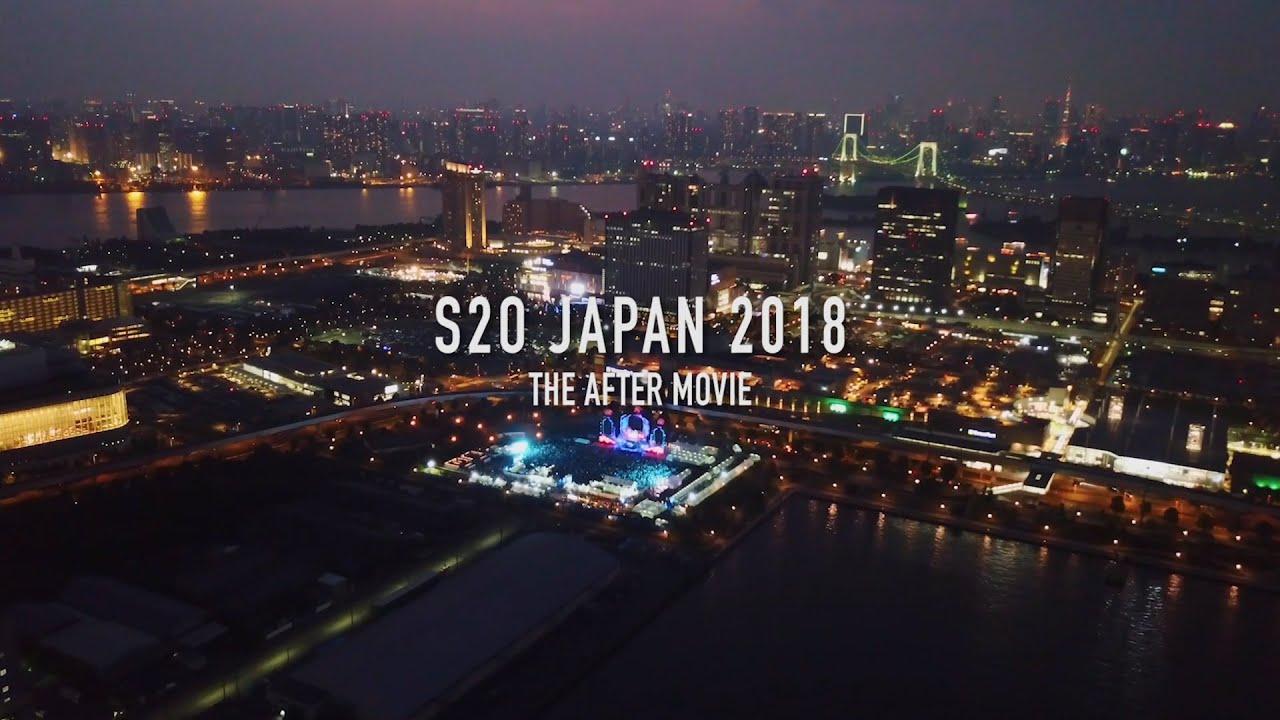 S2O JAPAN SONGKRAN MUSIC FESTIVAL 2018 AFTER MOVIE