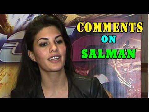 Jacqueline Fernandez comments on Salman Khans arre