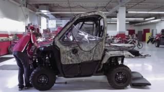 9. Honda Pioneer 500 Accessory Transformation