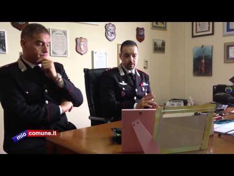 Scalea, Alberto Pinto, nuovo comandante della Compagnia Carabinieri