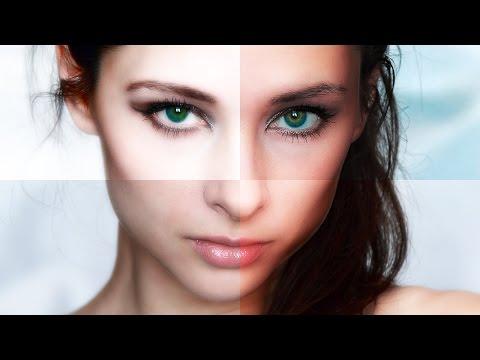 How to Make Glamorous, Skin Glow Effects – Photoshop