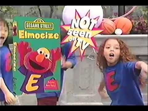 Opening To Sesame Street: Telling The Truth 1997 VHS