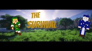 DU DIAMANT !!! | S1E02 | THE SURVIVAL | SURVIE MINECRAFT