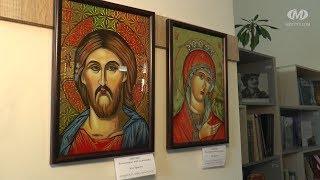 Виставка ікон — до Великодня