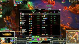 (HD035) PoV Sona Top ELO US 5c5 - part 2 - League of Legends Replays [FR]