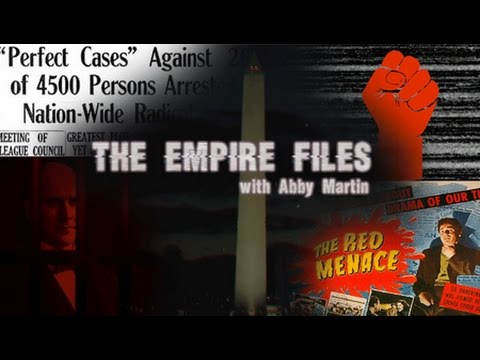 The Empire Files: America's Unofficial Religion, The War on an Idea