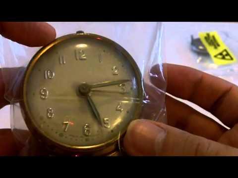 comment regler une montre ion
