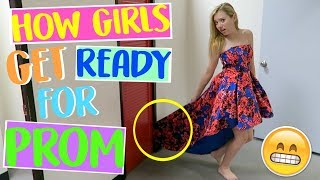 Video How Girls Get Ready for Prom! | Sasha Morga MP3, 3GP, MP4, WEBM, AVI, FLV Juni 2018