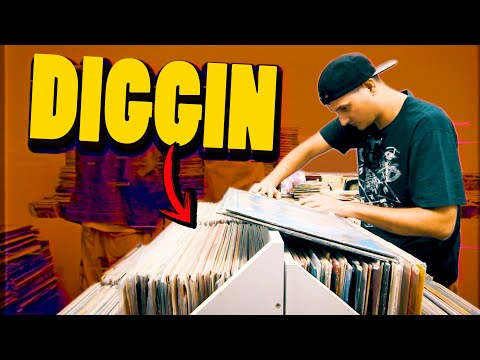 """Young Guru """"diggeando"""" con Cookin Soul"""