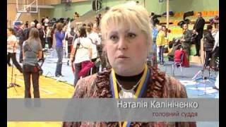 Чемпионат Украины в помещение 2011