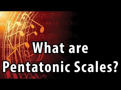 What is a Pentatonic Scale?