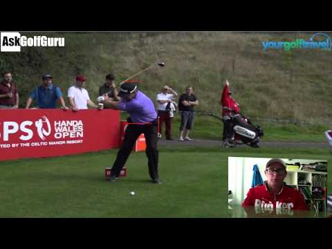 Lee Westwood Golf Swing Lesson