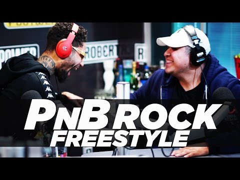 "PnB Rock Freestyles Over French Montana's ""Unforgettable"""