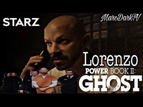 POWER BOOK II: GHOST LORENZO TEJADA!!!