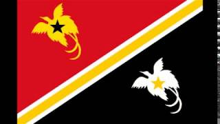 These are my designs for an alternate flag of Papua New Guinea.