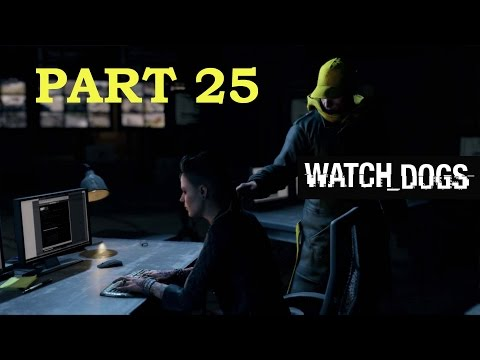 "Watch Dogs (PS4) Walkthrough / Playthrough Part 25 - ""Way Off The Grid"""