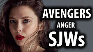 Video Avengers Infinity War Angers SJWs Because It Lacks Queer Heroes MP3, 3GP, MP4, WEBM, AVI, FLV Juni 2018