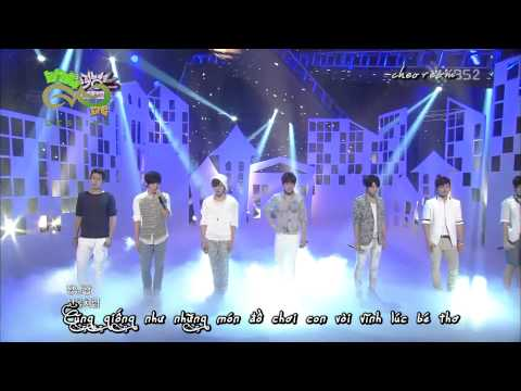 [I7G] [Vietsub + Kara] 130719 MOM - INFINITE (видео)