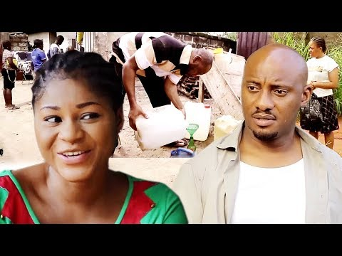 The Rich Guy Pretend To Be A Road Side Petrol Seller To Find True Love 1&2 - Yul Edochie 2019 Movie