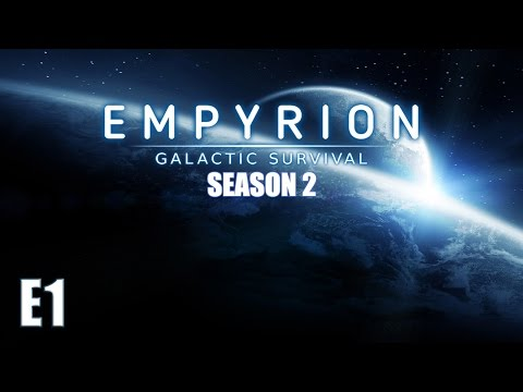 Empyrion Galactic Survival Multiplayer - S2E1 - SPACE COPS