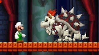 New Super Luigi Bros DS - All Bosses