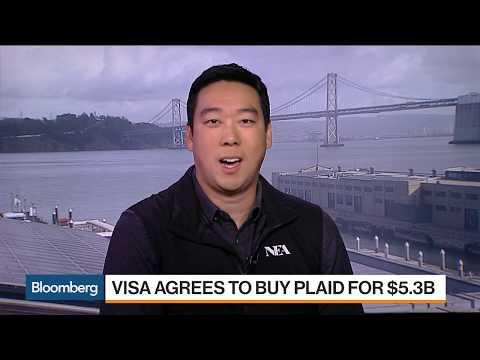 Visa Buying Plaid for $5.3 Billion
