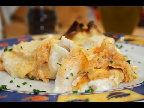 crepes di mare - ricetta