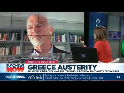 Γιώργος Παπανδρέου στο euronews: Αναγκαία η συλλογική και γρήγορη δράση της Ε.Ε. για τον COVID-19…