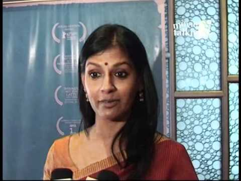 "Nandita Das Speaks On Her Film ""Gattu"" At The Screening Of The Film"