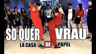 image of Só Quer Vrau (La Casa de Papel) - Mc MM feat. DJ RD (Coreografia) Cleiton Oliveira