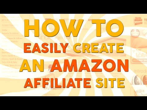Simple Niche Sites that Collect Insane Profits with Amazon Affiliate Marketing
