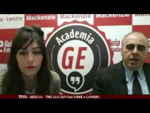 Academia GE: Medicina - Tire suas dúvidas sobre a carreira