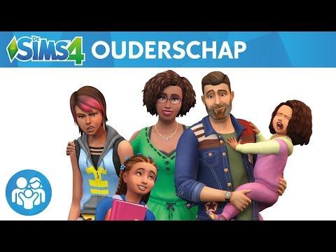 De Sims 4 bundel pakket 5 - Ouderschap officiele trailer