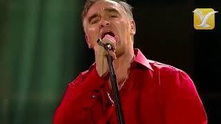 Morrissey - Everyday is like sunday - Festival de Viña del Mar 2012