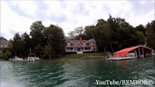 Walloon Lake, Foot Basin, South Shore 2012 Walloon Lake is a glacier-formed lake located in Charlevoix and Emmet counties in northern Michigan. It is now ...