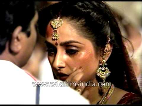 Ganga Jamuna Saraswati Bollywood film being made with Amitabh B.: archival footage
