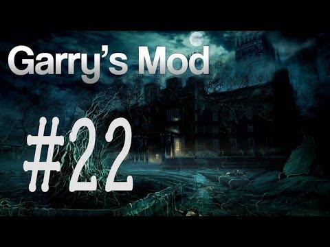 Garry's Mod #22. В недрах старого замка.ч.1. Алекс, Паук, EASYNICK.