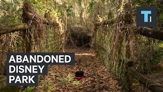 Download Youtube: This abandoned Disney water park has been rotting for over 15 years