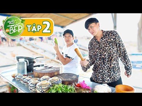 Full #2 | Trường Giang, Vi cá Quách Ngọc Tuyên đại náo Hồ Dầu Tiếng | Muốn Ăn Phải Lăn Vào Bếp - Thời lượng: 22 phút.