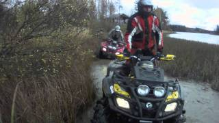 5. Can-am Outlander 800R XMR