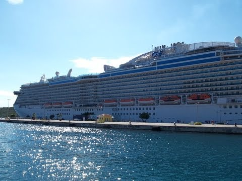 Royal Princess to Caribbean