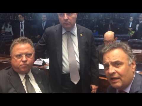 Aécio Neves destaca decisão do Ministério da Agricultura de suspender importação de café