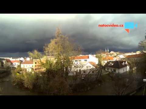 Dnes 24.3.2014 počasí v Chrudimi
