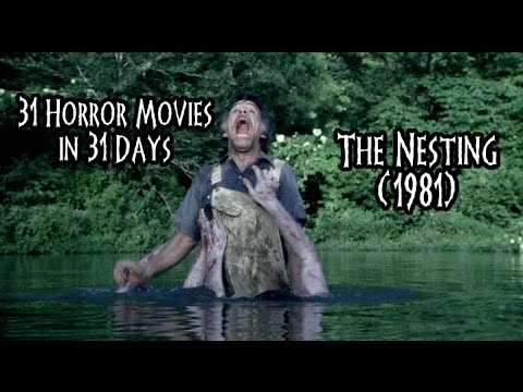 31 Horror Movies in 31 Days: THE NESTING (1981)