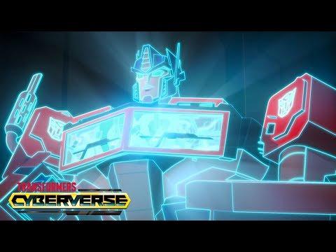 'Matrix of Leadership' 🤖 Episode 13 - Transformers Cyberverse: Season 1 | Transformers Official