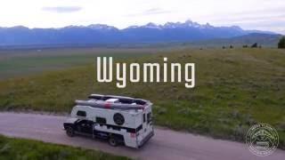 Wyoming, Montana - Ep 9