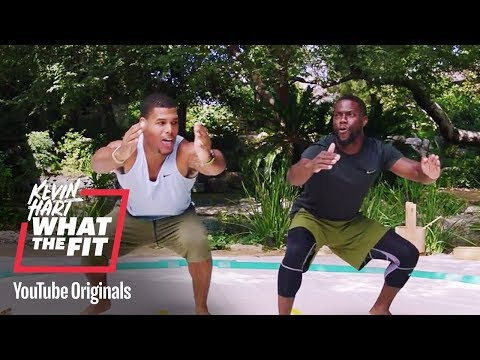 Superior Sumo Squats | Kevin Hart: What The Fit | Laugh Out Loud Network - Thời lượng: 4:51.
