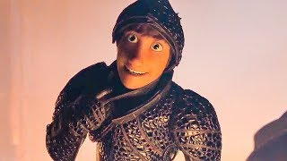 How To Train Your Dragon 3 'Fireproof Hiccup' Full Movie Clip (2019) HD